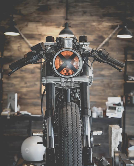 ZEUS CUSTOM – Motorcycles built of Passion